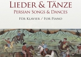 چاپ و انتشار کتاب Persian Songs & Dances آهنگساز و تنظیم کننده پویان آزاده